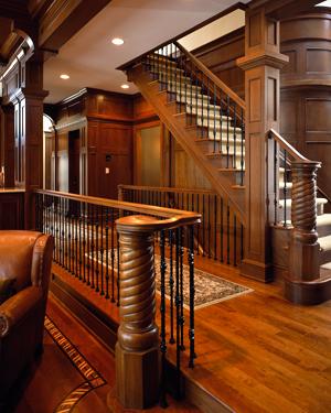 AW Hamel Stairs